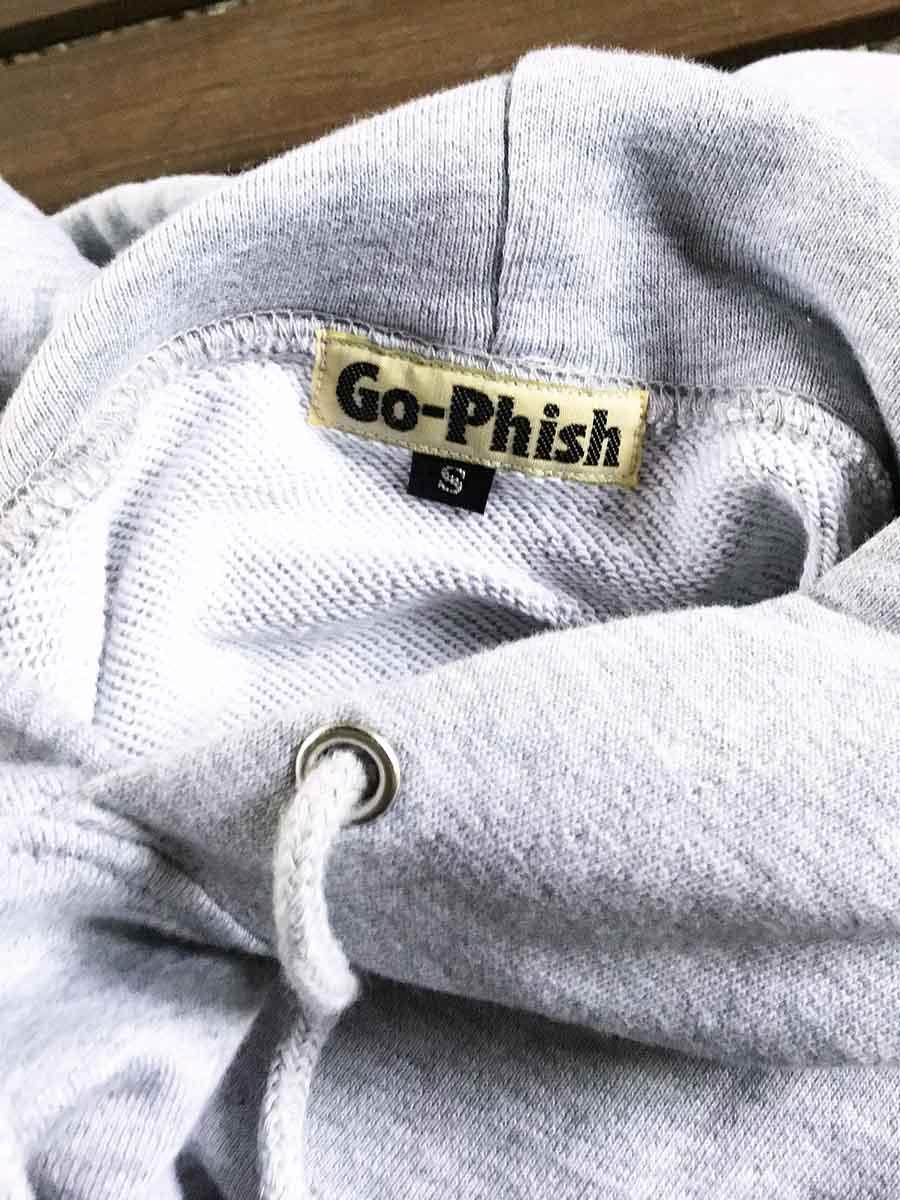 """5apparel012-2020pulloverhoodie""""GOFISH"""""""